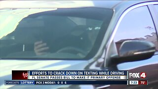 Will texting while driving become a primary offense in Florida soon?