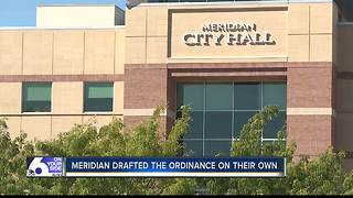 Meridian city council to consider non discrimination ordinance