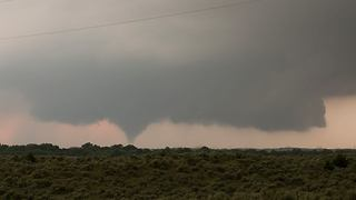 Oklahoma tornado - Video