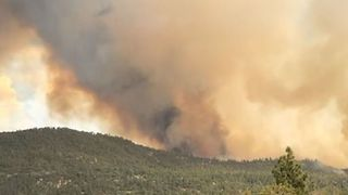 California Cranston Fire Erupts to Almost 5,000 Acres, Forces Evacuations - Video