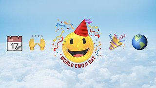 'World Emoji Day' Is A Global Celebration For A Reason