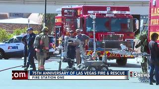 Las Vegas Fire & Rescue - Video