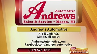 Andrew's Automotive -12/5/16 - Video
