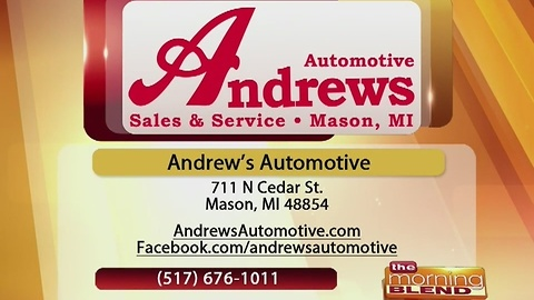 Andrew's Automotive -12/5/16