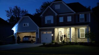 Police kill man accused of stabbing his mother to death inside Brunswick home