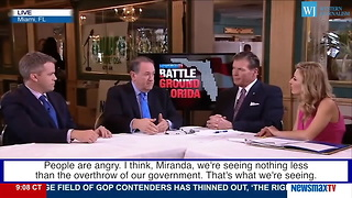 Mike Huckabee - This Is A Revolution With Ballots Not Bullets - Video