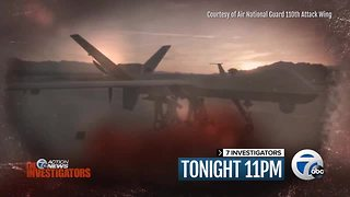 Tuesday at 11: Drones based in Michigan - Video