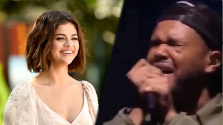 The Weeknd CRIES Over Selena Gomez At Coachella 2018! - Video