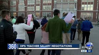Denver Public Schools, union reach agreement on compensation extension - Video