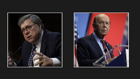 House Votes To Hold Barr, Ross In Criminal Contempt Over Census Info
