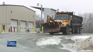 Plows working non-stop in Brown County