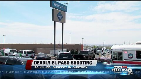 El Paso shooting: Live coverage from the scene