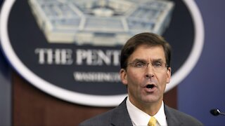 President Trump Fires Defense Secretary Mark Esper Via Twitter