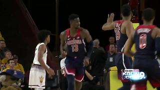 Family of DeAndre Ayton says he told FBI he never discussed payments with the University of Arizona - Video