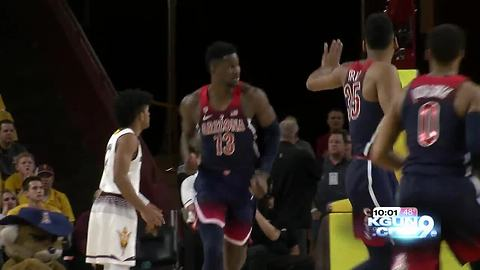 Family of DeAndre Ayton says he told FBI he never discussed payments with the University of Arizona