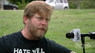 Former white supremacist now teaches tolerance, heads to Minneapolis during protests