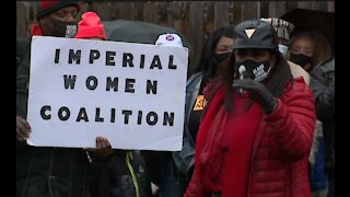 Local women's groups remember Imperial Ave. victims