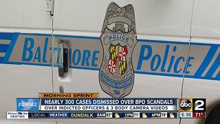Nearly 300 case dismissed over BPD controversies - Video