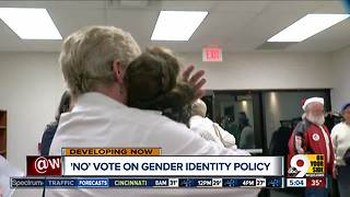 Lakota Local School District votes against transgender bathroom inclusion policy - Video