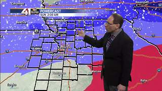 Jeff Penner Saturday Afternoon Forecast Update 2 10 18 - Video