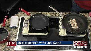 In the Kitchen with Los Cabos--Mahi Mahi - Video