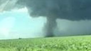Possible Tornado Spotted as Storms Roll Through Southeast Missouri - Video