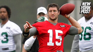 Tim Tebow set to get second NFL chance with Jaguars