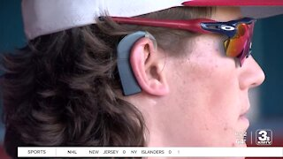 Ralston baseball player doesn't let deafness become obstacle