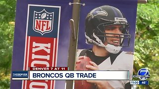 Denver Broncos prepared to trade for Ravens QB Joe Flacco