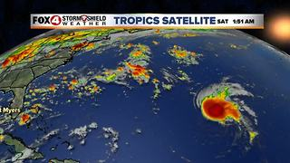 Tropical Update 9-8 PM