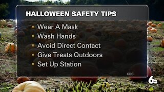 CDC Halloween Safety Tips
