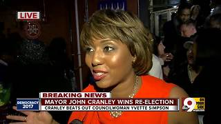 Mayor John Cranley wins re-election - Video