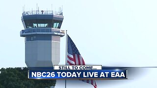 NBC26 Today Live at EAA AirVenture 2019 Part 2