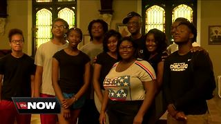 Camp Umoja campers learn history from the African American perspective - Video