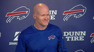 Bills Head Coach Sean McDermott on Wild Card Week vs. Houston