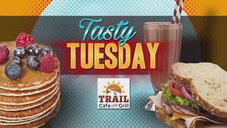 Lunch Break With Trail Cafe And Grill! - Video