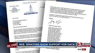Nebraska Senators Show Support for Daca - Video