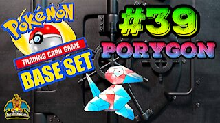 Pokemon Base Set #39 Porygon | Card Vault
