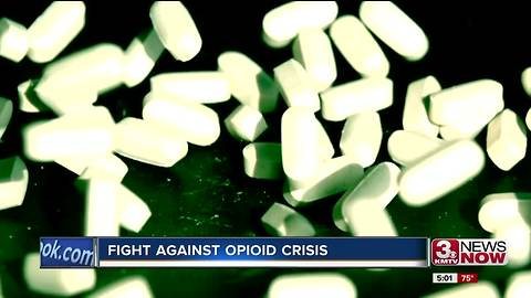 Iowa fights against opioid crisis