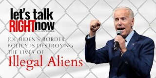 Alleged President Joe Biden's border policy is only benefiting the cartels