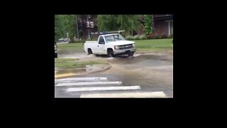 Flash Flooding Reported in Arkansas After Thunderstorms