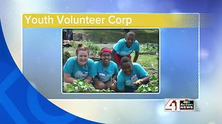Youth Volunteer Corps making a difference - Video