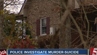 Officials Investigating Possible Murder, Suicide - Video