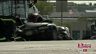 2 killed after concrete truck crashes in La Vista - Video