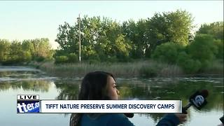 Keep kids learning at Tifft Nature preserve - Video