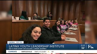 Latinx Youth Leadership Institute taking student applications until March 4