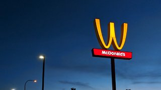McDonald's Is Flipping Its Logo For International Women's Day - Video