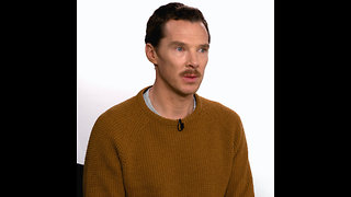 Benedict Cumberbatch on 'The Grinch' Remake, Christmas, and Second Chances