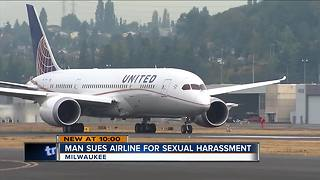 Milwaukee man sues United Airlines for bullying over his last name - Video