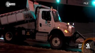 Are city leaders' streets still plowed first when it snows?